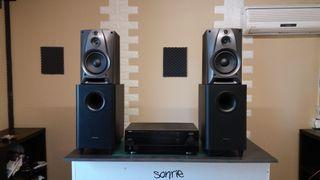 Sistema audio Hifi 2.2