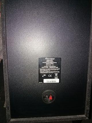 Sistema audio Hifi