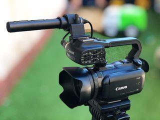 Videocámara Profesional Canon AX10 FotosOriginales