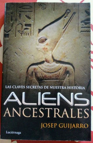 Aliens ancestrales Josep Guijarro 2015