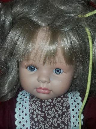 muñeca pepa de la casa así