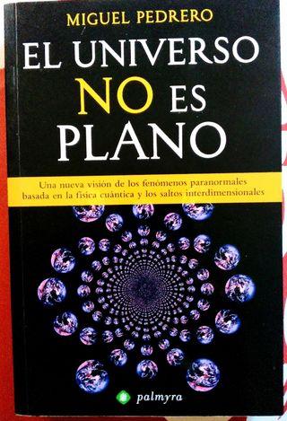 El universo no es plano Miguel Pedrero 2012