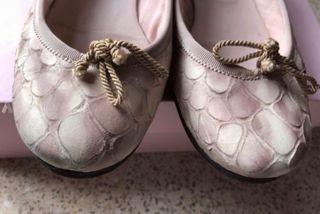 Pretty Ballerina -Manoletinas