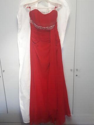vestido fiesta novias María Luisa valladolid