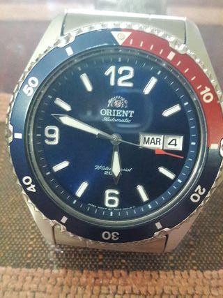 b382738f926d Reloj automático Orient de segunda mano en WALLAPOP