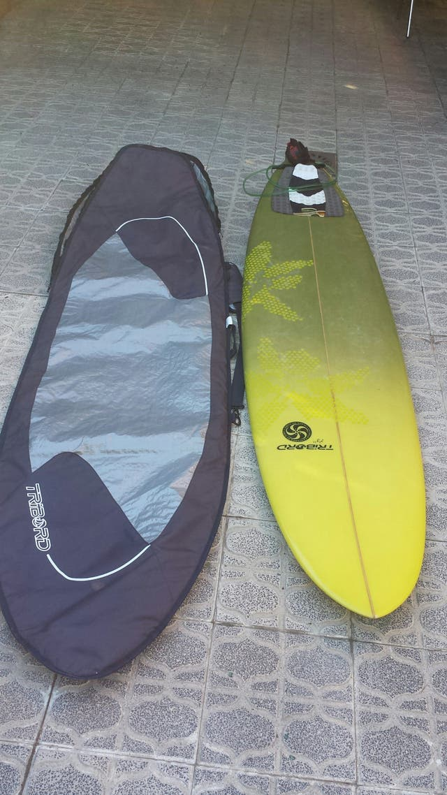 TABLA DE SURF 7.3''