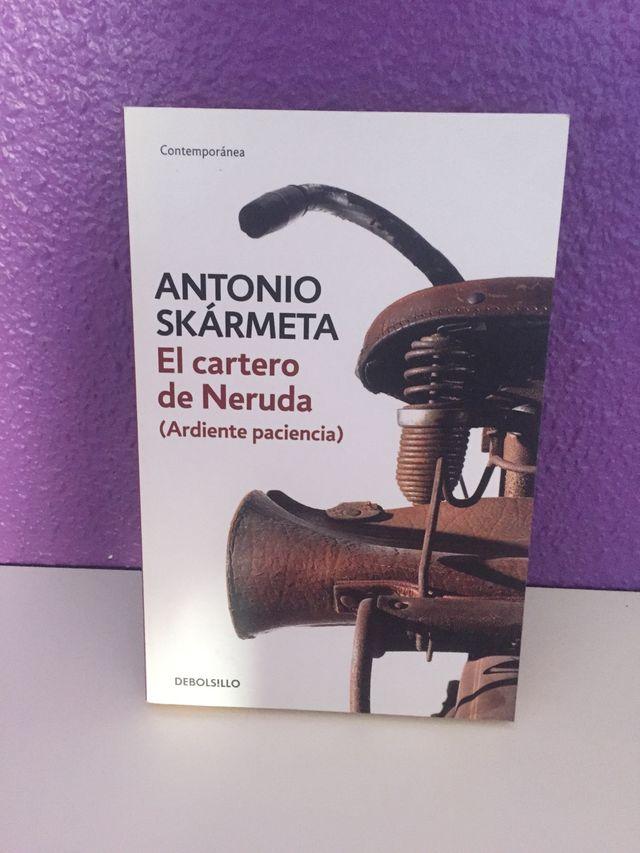 El cartero de Neruda /Antonio skármeta