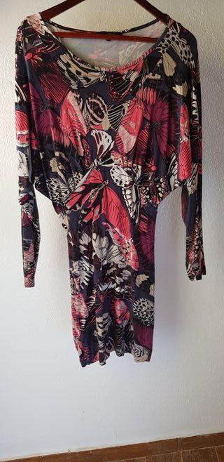 Ropa mujer: vestido talla 12 (40)