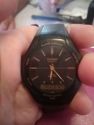 ac38bca927db Reloj Casio de segunda mano en la provincia de Murcia en WALLAPOP