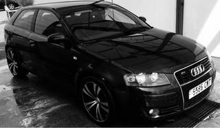 Audi A3 sline con glp autogas