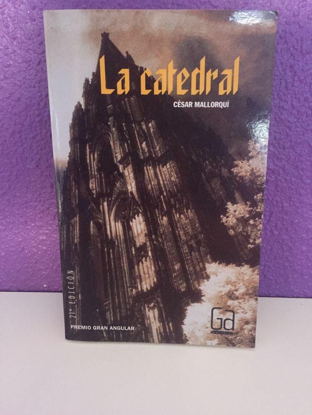 La catedral / César mallorquí