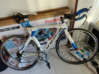 Bicicleta cotrarreloj Orbea