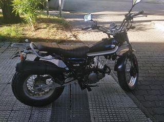 Despiece Suzuki VanVan RV125 Desguace