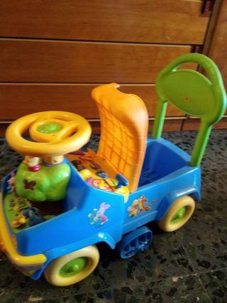 juguete coche- moto para niños/bebes