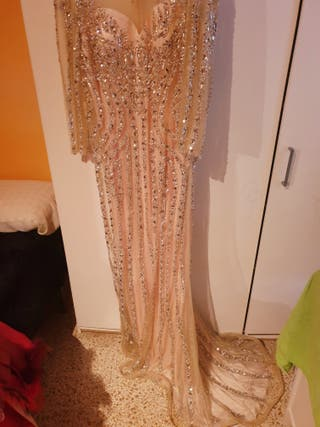 se vende vestido de boda o fiesta gitana
