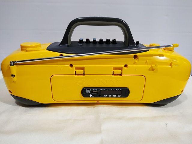 Radio Cassette Sony Sport