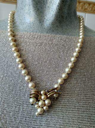 b8dfd0f64ffa Collar de oro de segunda mano en la provincia de Vizcaya en WALLAPOP
