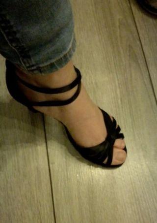 6d7dd0cf Zapatos de tacón bajo de segunda mano en la provincia de Alicante en ...