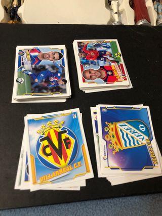 Cromos liga española 2010/2011