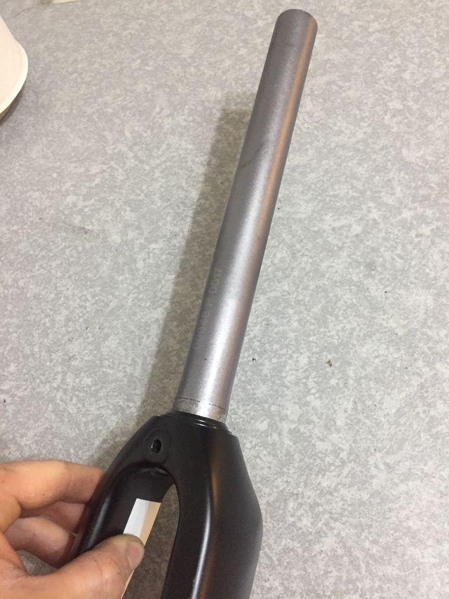 Carbon fork