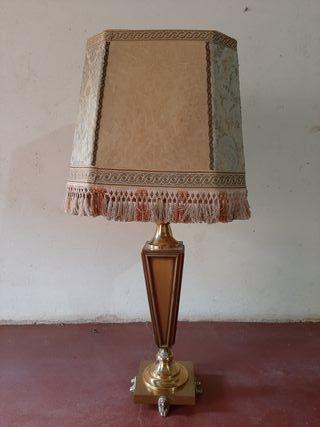 Lampara de Mesa Vintage S. XVIII