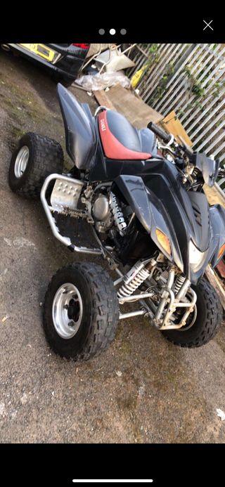 Quadbike 450