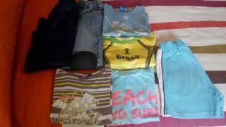 Lote ropa niño (6 años)