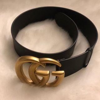 e855ff50c Cinturón Gucci de segunda mano en WALLAPOP
