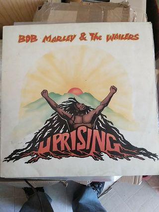 bob marley lp uprising