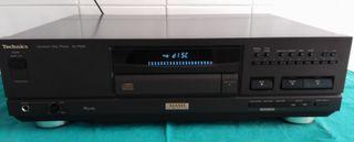Reproductor CD Technics SL-PS50