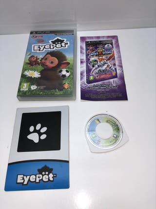 Juego Sony PSP Eyepet Comp