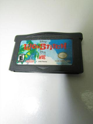 Juego Nintendo Game Boy Advance Suelto Lilo & Stit