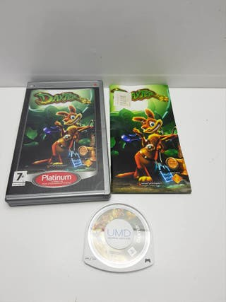 Juego PSP Comp Daxter