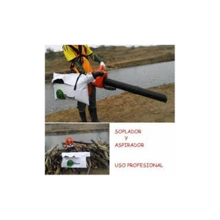aspirador - soplador profesional