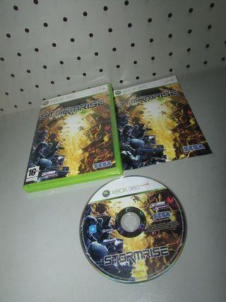Juego Xbox 360 Comp Stormrise