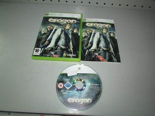 Juego Xbox 360 Comp Eragon