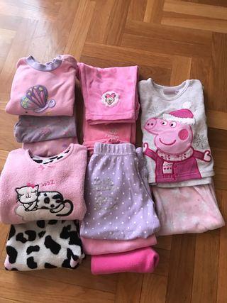 Pijamas 18 m /2 años