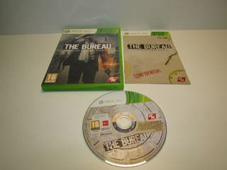 Juego Xbox 360 The Bureau Comp