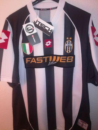 LOTTO Juventus 2002-2003 nueva