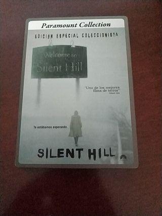 Silent Hill DVD Edición Especial Steelbook
