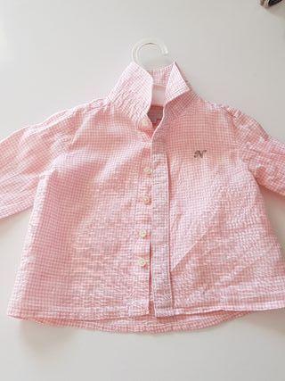 camisa Nanos Baby.