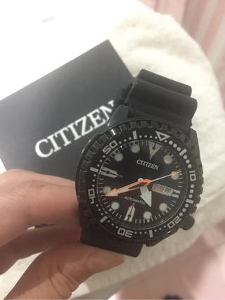 18fa7b816c8b Reloj Citizen de segunda mano en la provincia de Murcia en WALLAPOP