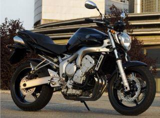 Yamaha FZ 600 naked