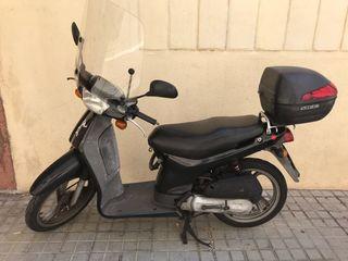 Honda Scoopy 50cc