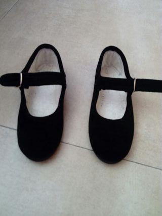 Zapatos Ball de Bot - boleros talla 31