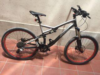 Bicicleta SPECIALIZED FSR talla L/M