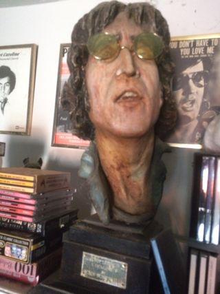 John Lennon Busto Para Colleccionista