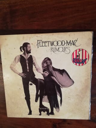 Fleetwoodmac. Disco vinilo