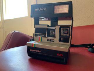 Cámara Polaroid SUPERCOLOR 635