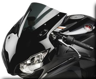 Cúpula Honda CBR1000RR 2008 - 2012 negra burbuja